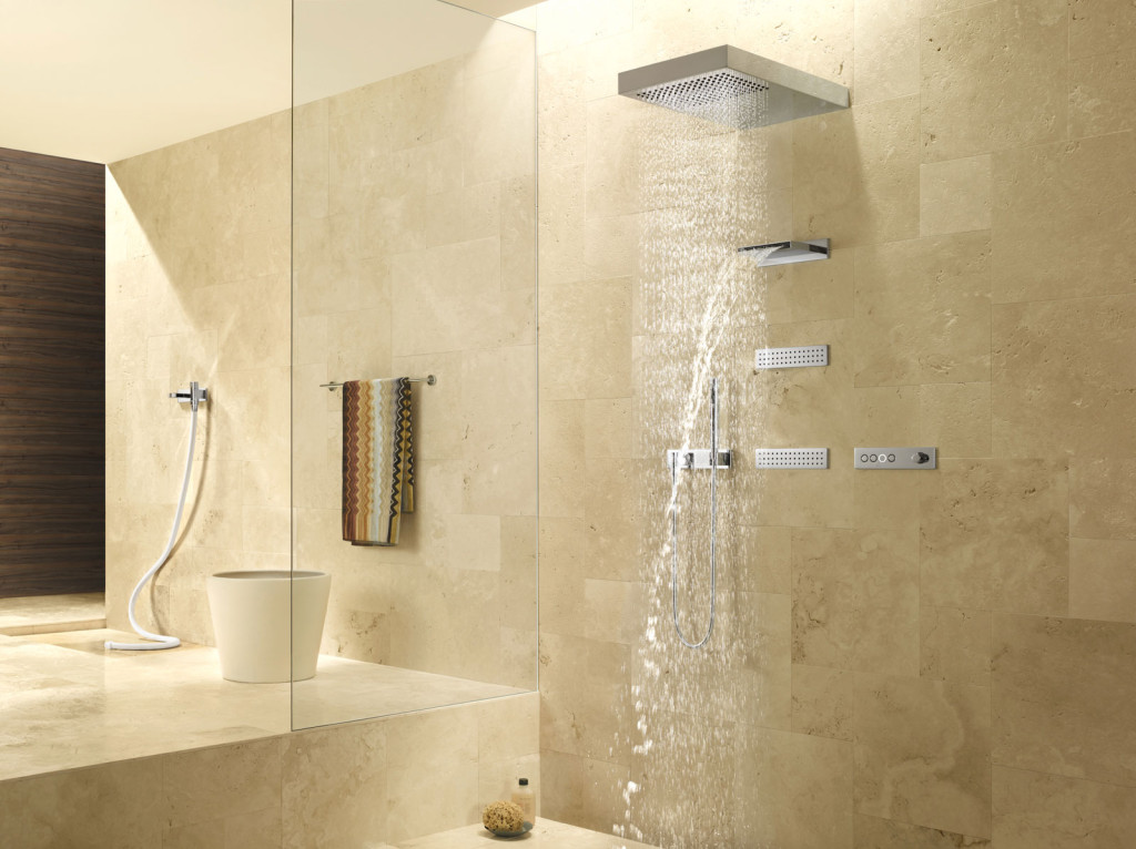 Dornbracht Vertical Shower