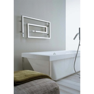Hydronic Towel Warmer Scirocco Snake 85