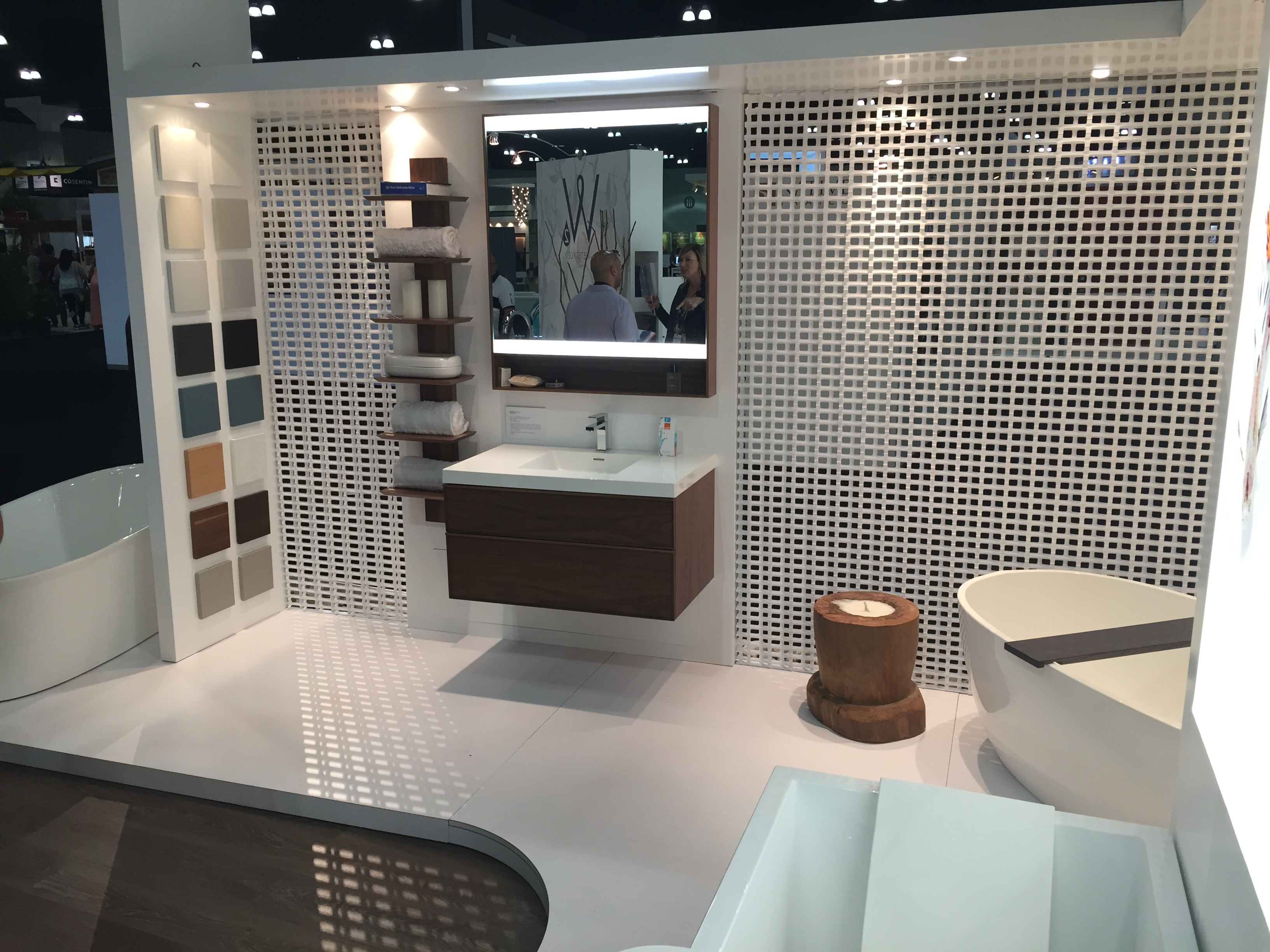 Our Visit to the Dwell Show Part 2 | International Bath \u0026 Tile