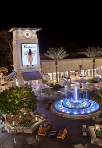 Palm Plaza, Westfield - University Town Center