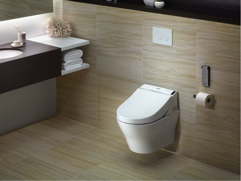 The Newest TOTO NEOREST Products Will Give You the Coolest, Cleanest ...