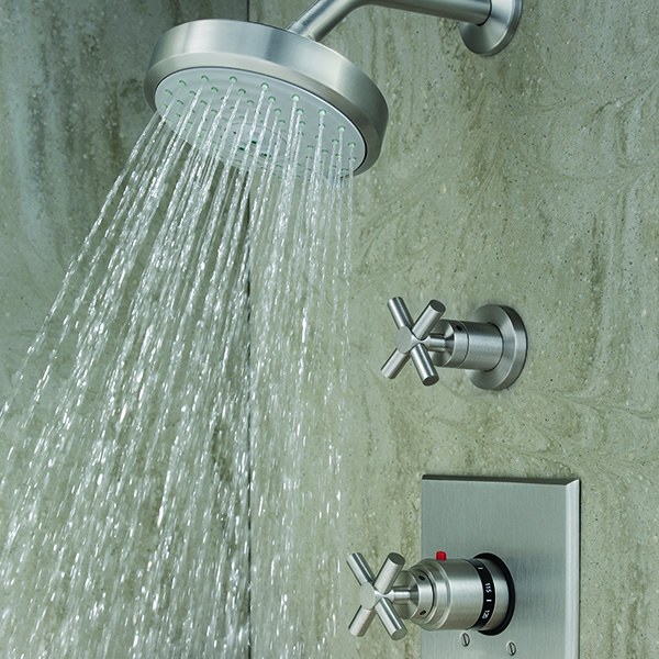 Newport Brass Shower Set